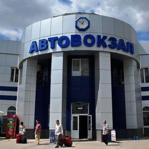 Автовокзалы Стерлибашево