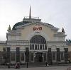 Железнодорожные вокзалы в Стерлибашево