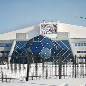 Спортивные комплексы Стерлибашево