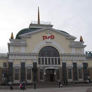 Железнодорожные вокзалы Стерлибашево